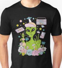 Alien Paradise Unisex T-Shirt
