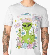 Alien Paradise Men's Premium T-Shirt