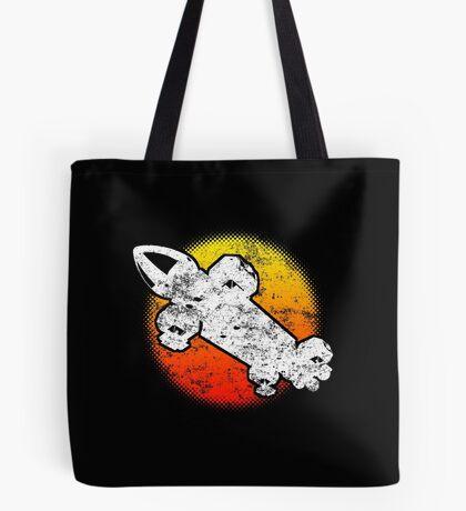 Space Eagle 1 Transporter 1999 Soar Dark Tote Bag