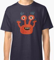 Funny Orange Creature Classic T-Shirt
