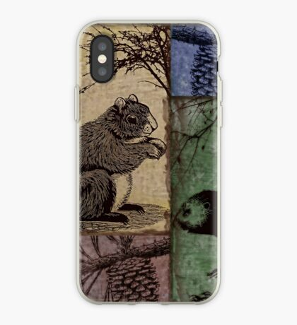 Wild Game Patchwork VIII iPhone Case