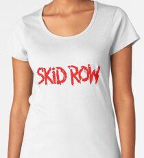 SKIP COLUMN OR ROW BAYAM SKID 4 Women's Premium T-Shirt