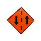 « Panneau circulation dans les deux sens » par Martin Boisvert