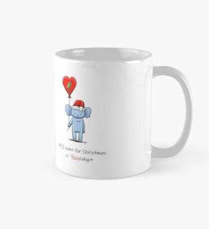 All I Want For Christmas is You (Eucalypt) Mug