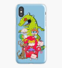 rug rats iPhone Case