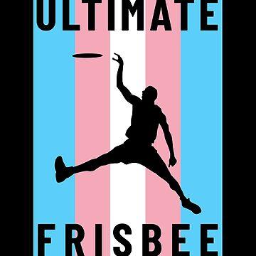Ultimate Frisbee Transgender Flag by hadicazvysavaca