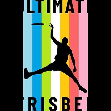 Ultimate Frisbee Queer Flag by hadicazvysavaca