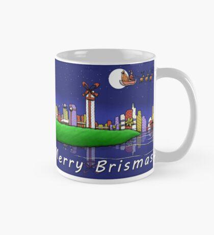 Merry Brismas - Brisbane Christmas Mug