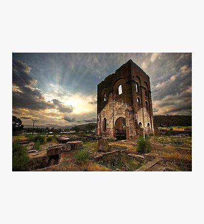 Days of Thunder Photographic Print