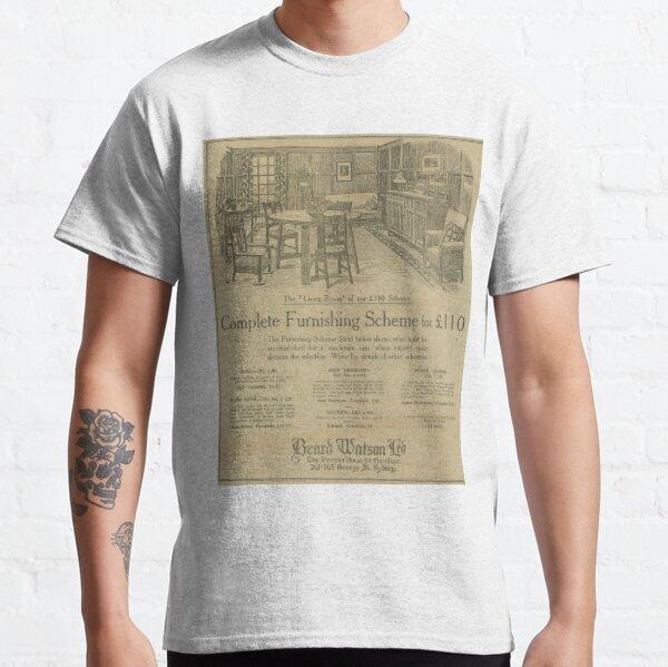 Ad - 1916 Beard Watsons Classic T-Shirt