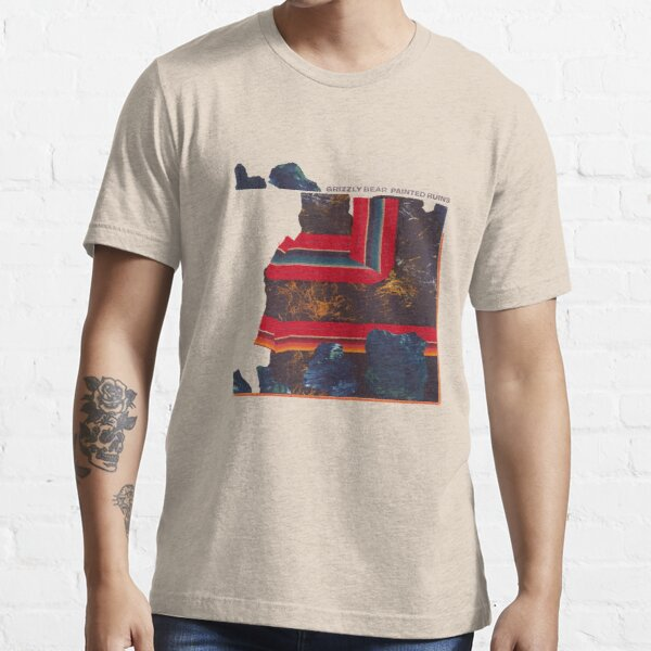 Painted Ruins Essential T-Shirt