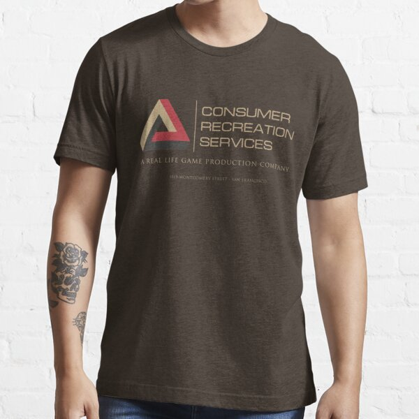 Consumer Recreation Services (CRS) Essential T-Shirt
