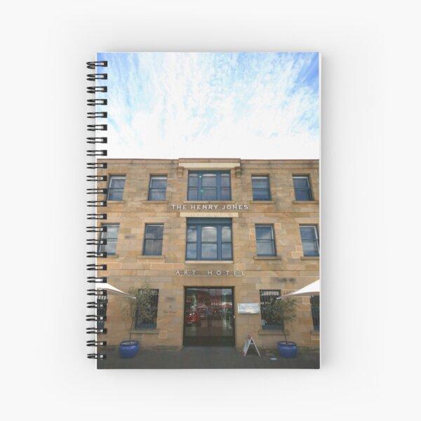 Mr Jones' Place Spiral Notebook
