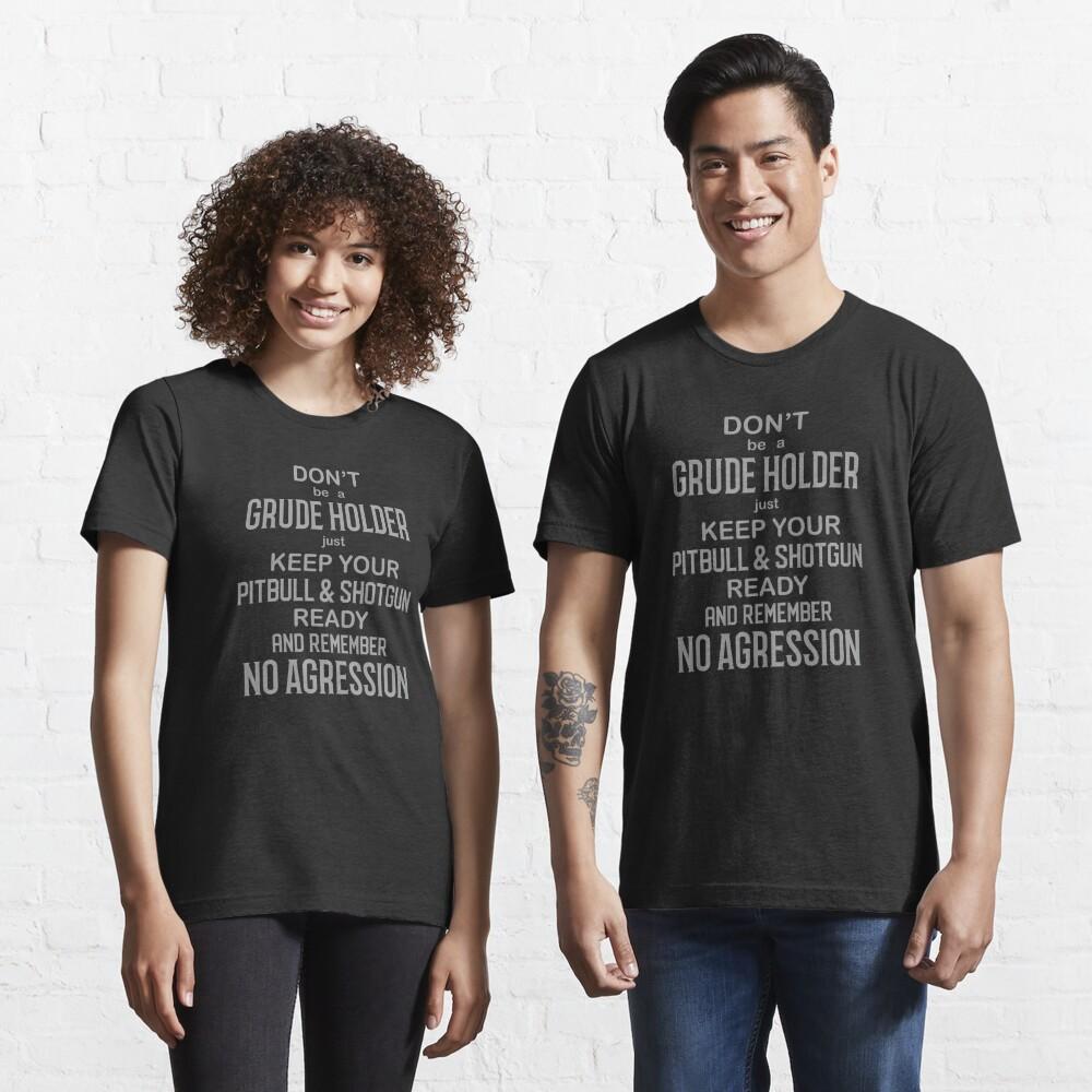 No Agression Essential T-Shirt