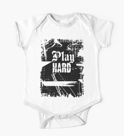 Play Hard ll t shirt Kids Clothes