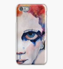 Ruby Blue iPhone Case/Skin
