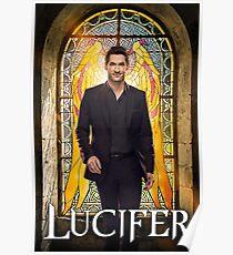 Lucifer Morningstar Poster