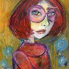 Durch rosa von Ida Jokela