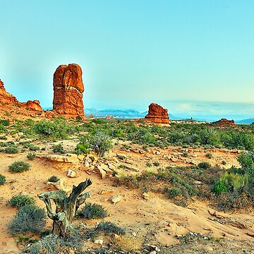 In Arches NP, Utah! by pdore