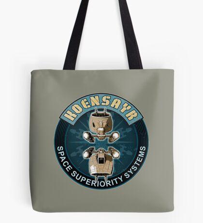 Koensayr Space Superiority Fighter - Back Tote Bag