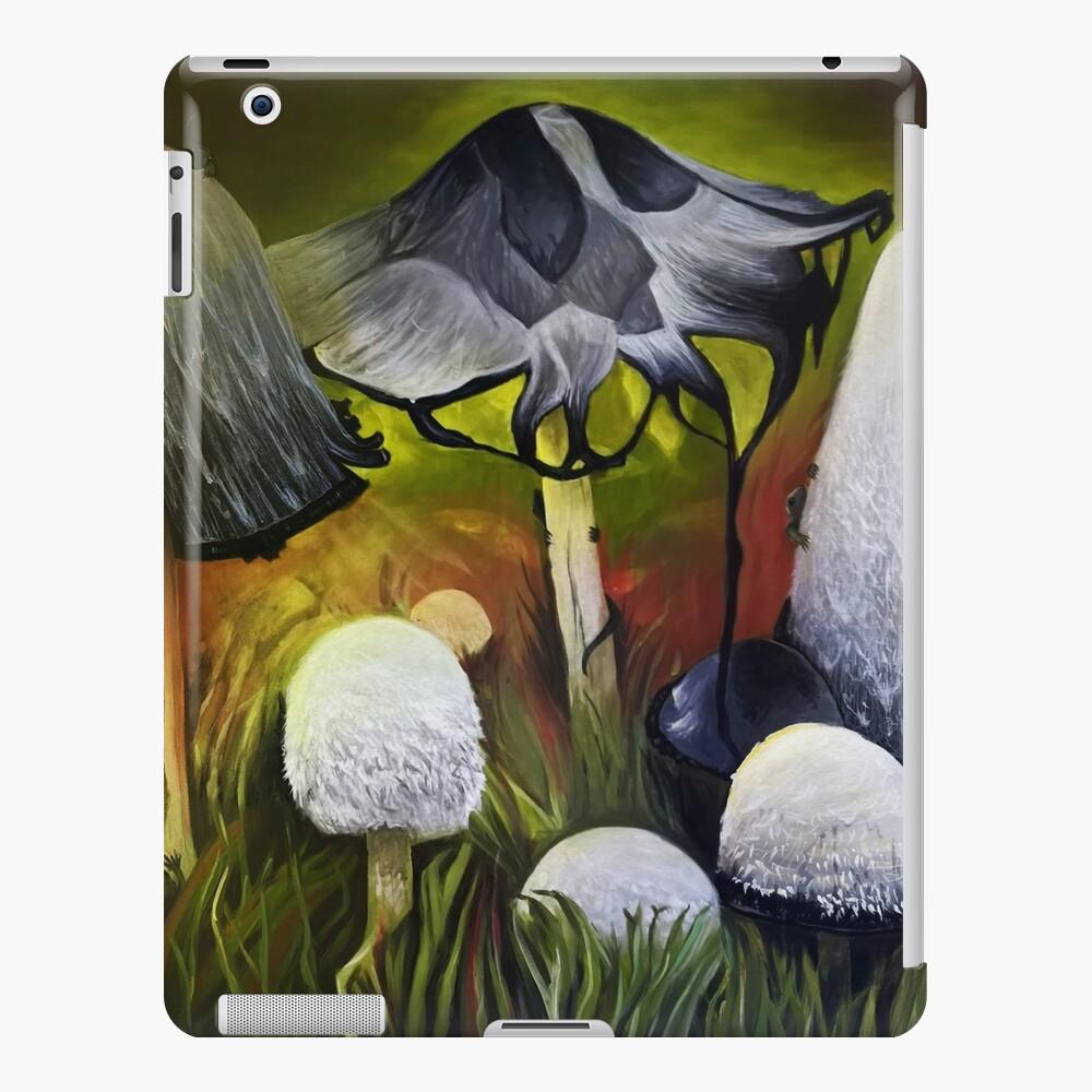 Mushrooms iPad Case & Skin