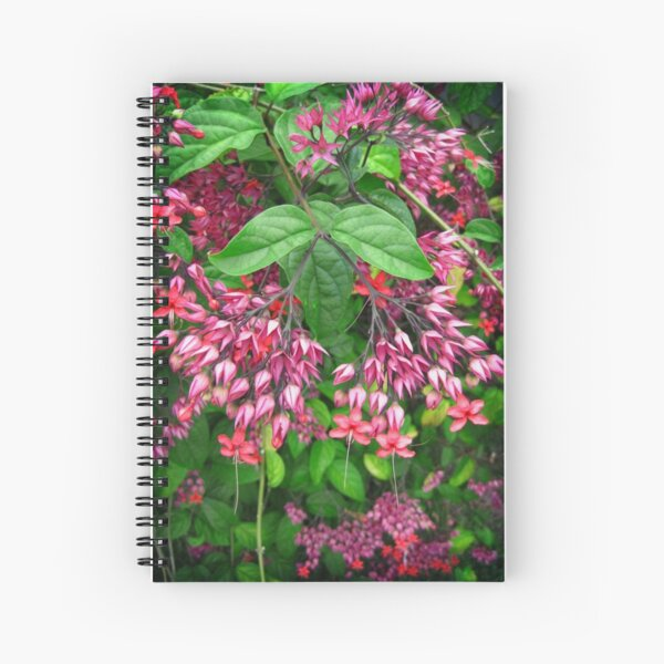 Things for your hair Spiral Notebook
