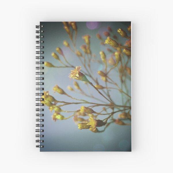 Sunday flowers Spiral Notebook