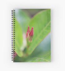 Plant close-up Spiral Notebook