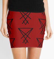 Tattoo Marilyn Manson Mini Skirt