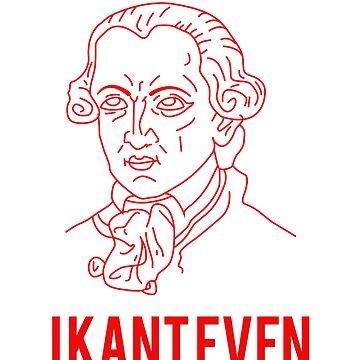 I even Kant by Faba188