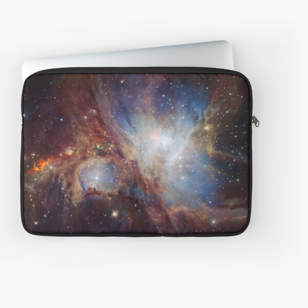 Orion Nebula star formation M 42 Messier 42 ESO Space Telescope Picture HD HIGH QUALITY Laptop Sleeve