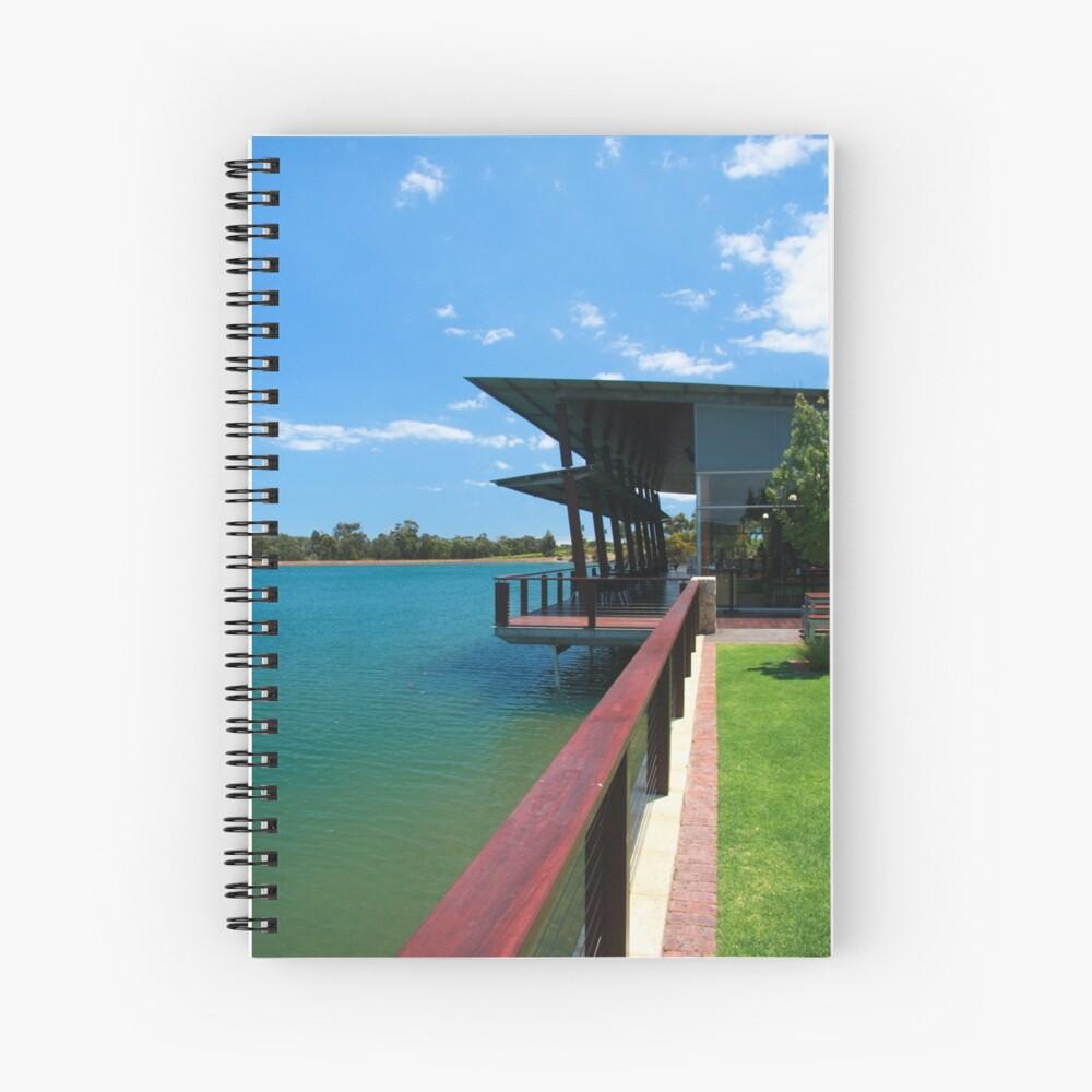 Saracen Estates / Duckstein Brewery Spiral Notebook