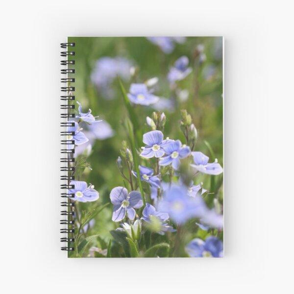 Gemander Speedwell Spiral Notebook