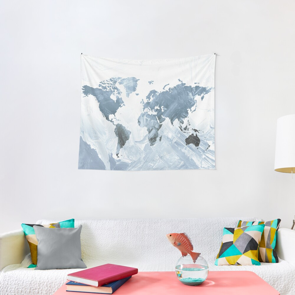 MAP-Freedom vibes worldwide  I Tapestry
