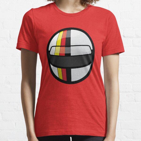 Seb' Vettel helmet design Essential T-Shirt