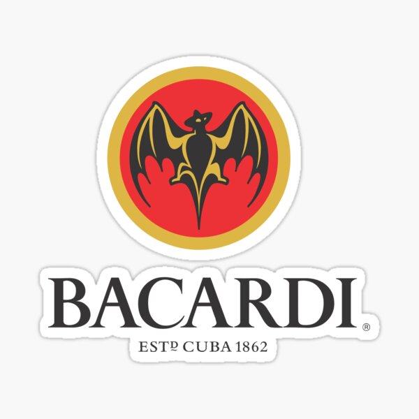 BACARDI Sticker