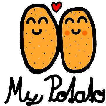 My Potato by Graograman