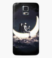 Mond Segeln Hülle & Klebefolie für Samsung Galaxy