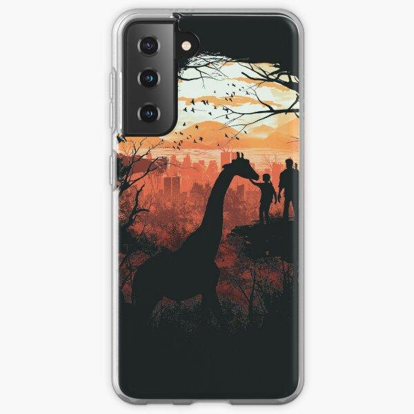 Le dernier d'entre nous Coque souple Samsung Galaxy