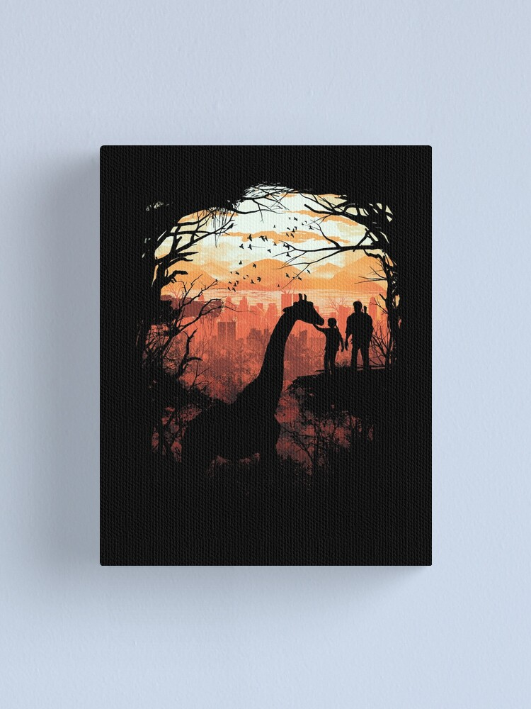 Alternate view of The Last of Us Canvas Print