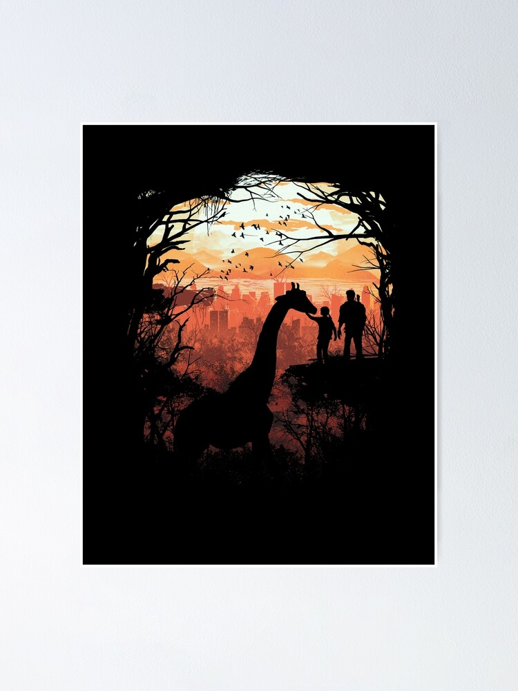 Alternate view of The Last of Us Poster