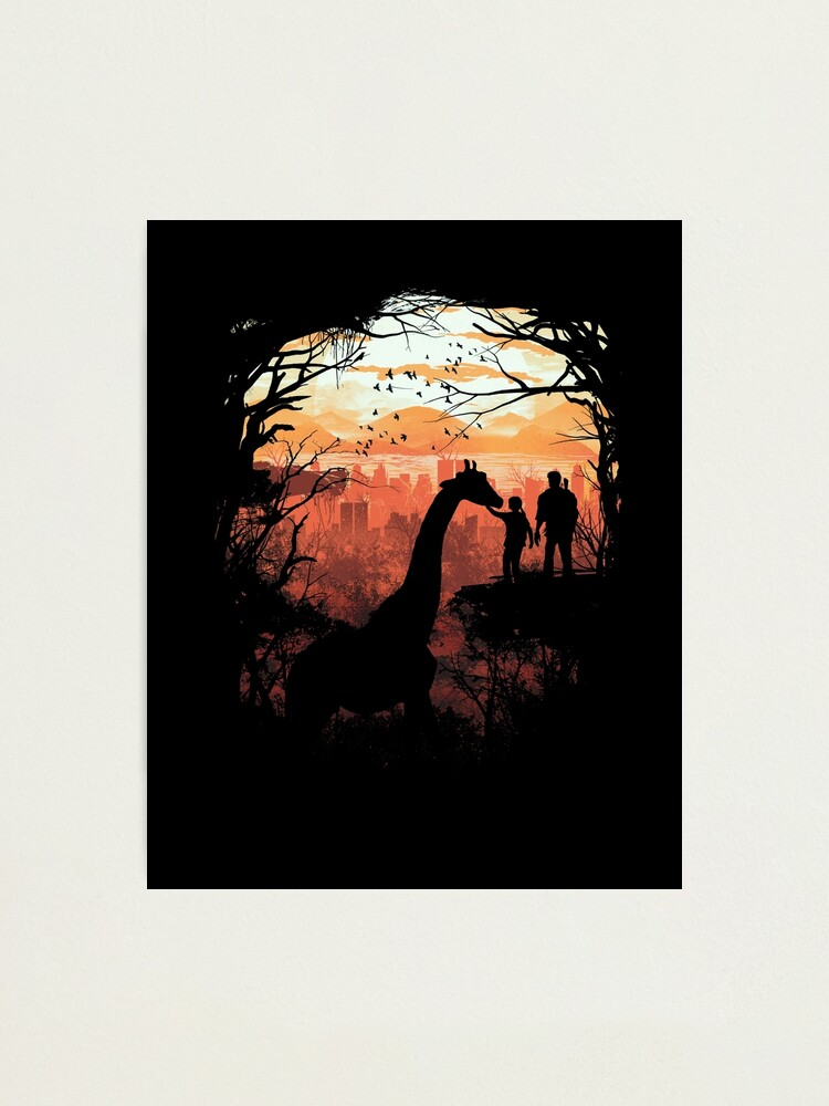 Alternate view of The Last of Us Photographic Print