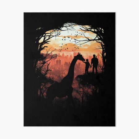 The Last of Us Art Board Print