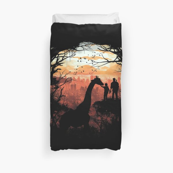 The Last of Us Duvet Cover
