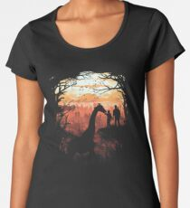 The Last of Us Women's Premium T-Shirt