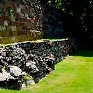 stone ledge by Joshua Peck
