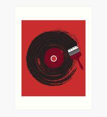 Kunst der Musik Kunstdruck