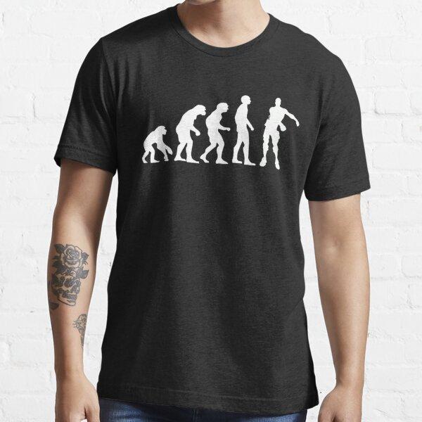 Evolution of Gamers | Floss Dance  Essential T-Shirt