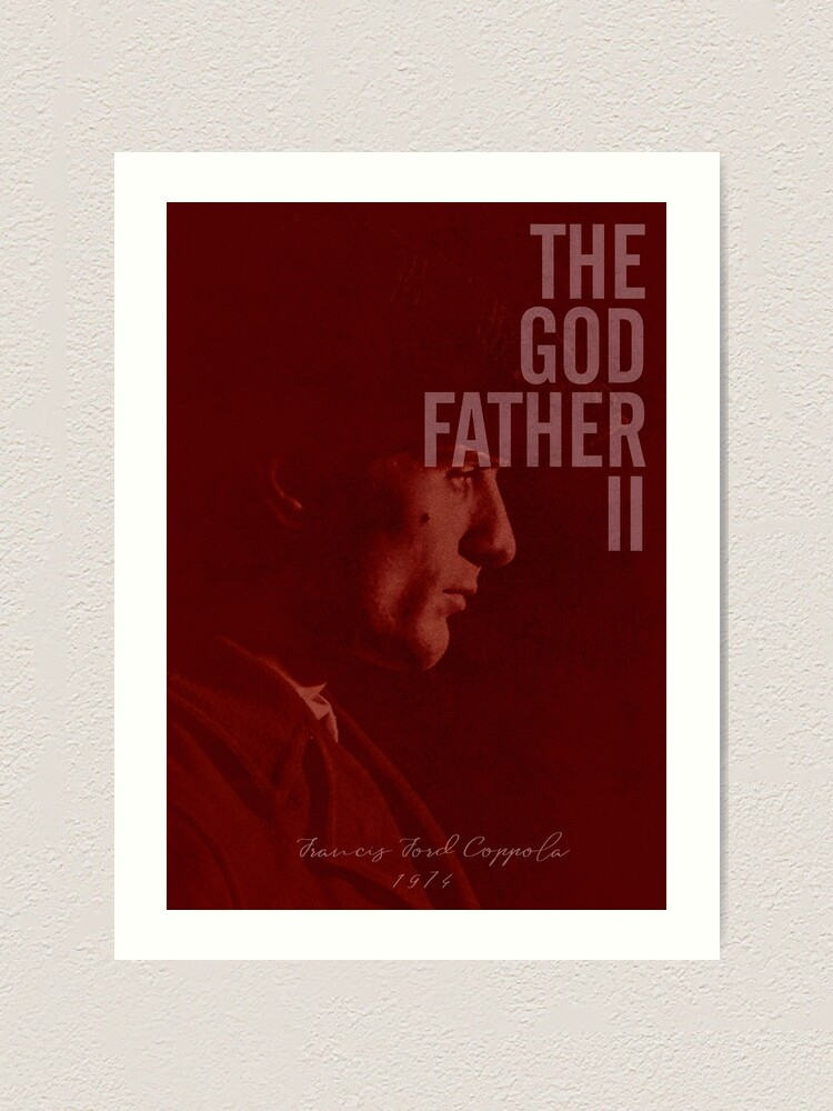 The Godfather Part II  Movie Film Photo Print Poster Picture Al Pacino