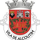 Coat of Arms of Alcoutim, Portugal by Tonbbo